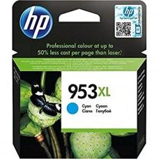 Cartus HP 953XL High Yield Cyan Original Ink Cartridge (1.6k pag)