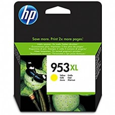 Cartus HP 953XL High Yield Yellow Original Ink Cartridge (1.6k pag)