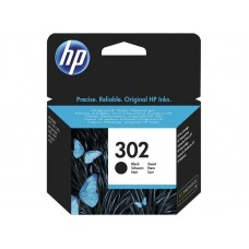 Cartus HP 302 Black Original Ink Cartridge (~190 pag)
