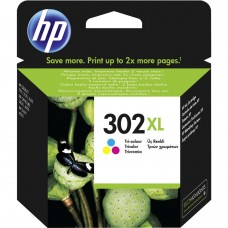 Cartus HP Color Nr.302XL F6U67AE Original