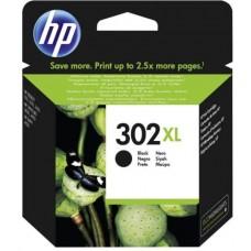 Cartus HP 302XL High Yield Black Original Ink Cartridge (~480 pag)