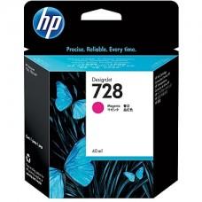 Cartus HP 728 40-ml Magenta DesignJet Ink Cartridge