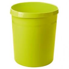 Cos de birou pentru hartii, 18 litri, HAN Grip Trend-Colours - lemon