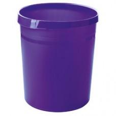 Cos de birou pentru hartii, 18 litri, HAN Grip Trend-Colours - lila
