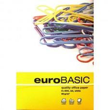 Hartie pentru Copiator si imprimanta EuroBasic A3