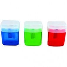 Ascutitoare plastic simpla cu container plastic ARTIGLIO