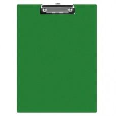 Clipboard simplu A5, plastifiat PVC, Q-Connect - verde