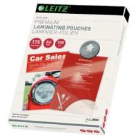 Folie LEITZ UDT pentru laminare la cald,  A4, 175 microni 100 folii/top