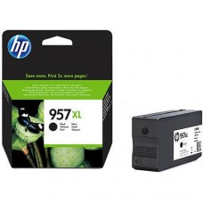 Cartus HP 957XL High Yield Black Original Ink Cartridge (3k pag)