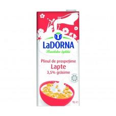 LaDORNA Lapte proaspat 1l, 3,5% grasime