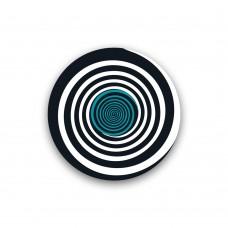 Abtibilduri roti, 2buc/set, Roller NIKIDOM - Circles