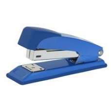 Capsator metalic  25 coli, capse 24/6 si 26/6, Office Products - albastru