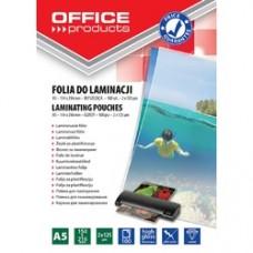 Folie pentru laminare,   A5 125 microni 100buc/top Office Products