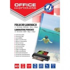 Folie pentru laminare, A3  80 microni 100buc/top Office Products