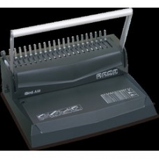 Masina de indosariere iBind A12, cu inele din plastic max. 51mm, capacitate perforare 12 coli