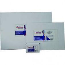 Folie pentru laminare 80 x 110 mm (A7), 125 microni 100buc/top Optima