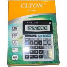 Calculator 16 digits CLTON