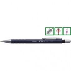Creion mecanic PENAC C205, 0.5mm, con si accesorii metalice - corp bleumarin