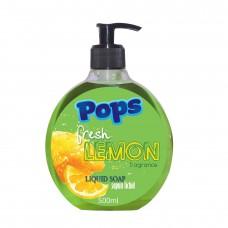 POPS SAPUN LICHID 500ML LEMON