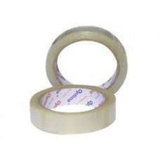 Banda adeziva transparenta , 25 microni , acryl , 25mm x 60m