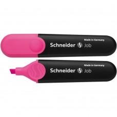 Textmarker SCHNEIDER Job, varf tesit 1+5mm - roz