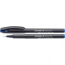 Liner SCHNEIDER  967, varf fetru 0.4mm - albastru
