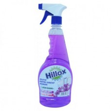 Solutie pentru geamuri 750ml Hillox