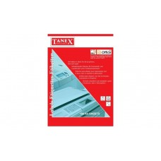 Etichete albe autoadezive Laser  14/A4 99,1x38,1 mm 100coli/top