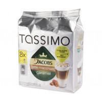 Jacobs capsule Tassimo Latte Macchiato Caramel 268g