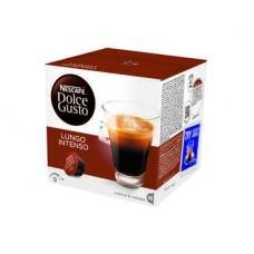 Capsule Nescafe Dolce Gusto Lungo Intenso 16 bauturi, 144g