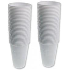 Pahar plastic 200ml.