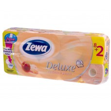 Zewa Hartie Igienica Peach 3str 10 role