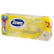 Zewa deluxe hartie igienica 3 straturi 10 role